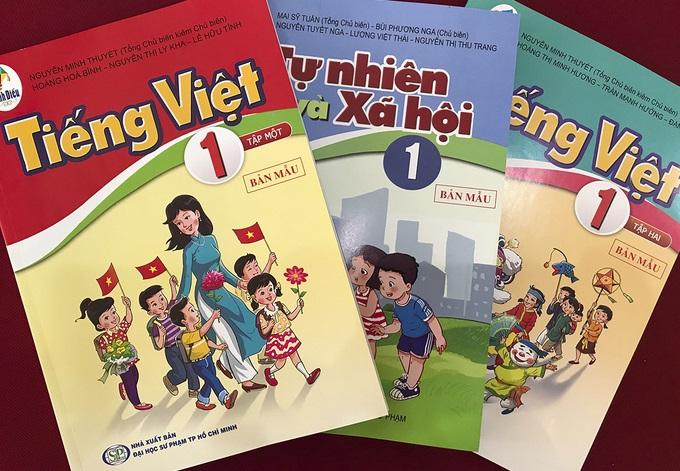 Sách Tiếng Việt bị chê dạy trẻ thói xấu