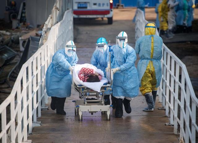Số người tử vong vì virus corona ở Trung Quốc vượt 1.500