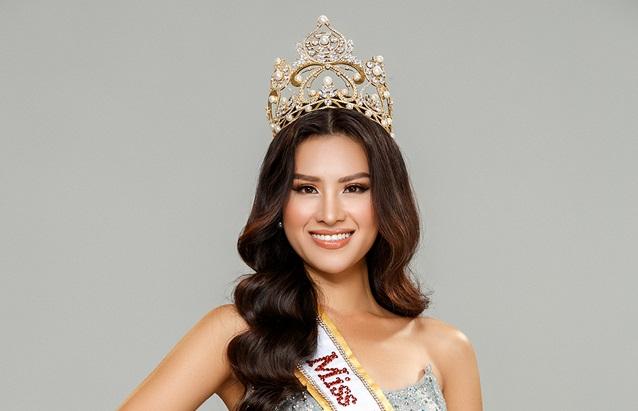 Thái Thị Hoa đại diện Việt Nam thi Hoa hậu Trái Đất 2020