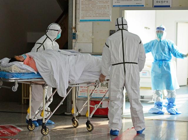 Thêm 248 người chết, gần 15.000 người nhiễm corona tại Trung Quốc