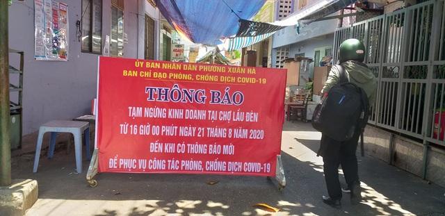 Thêm 5 ca mắc mới Covid-19 tại Đà Nẵng