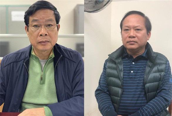 Thương vụ AVG: Cựu bộ trưởng Nguyễn Bắc Son nhận hối lộ 3 triệu USD