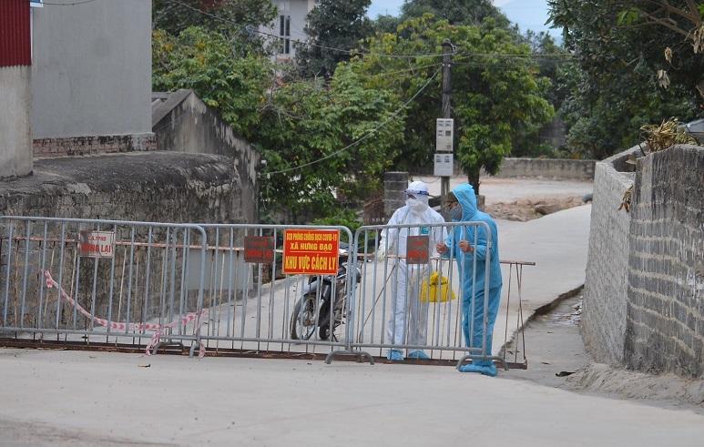 Tìm khẩn người đến 31 địa điểm của Hà Nội, Hải Dương, Quảng Ninh, Hải Phòng