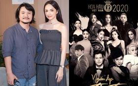 Tổng đạo diễn Hoa hậu Việt Nam 2020 chính thức lên tiếng về làn sóng tẩy chay Hương Giang ở fanpage cuộc thi