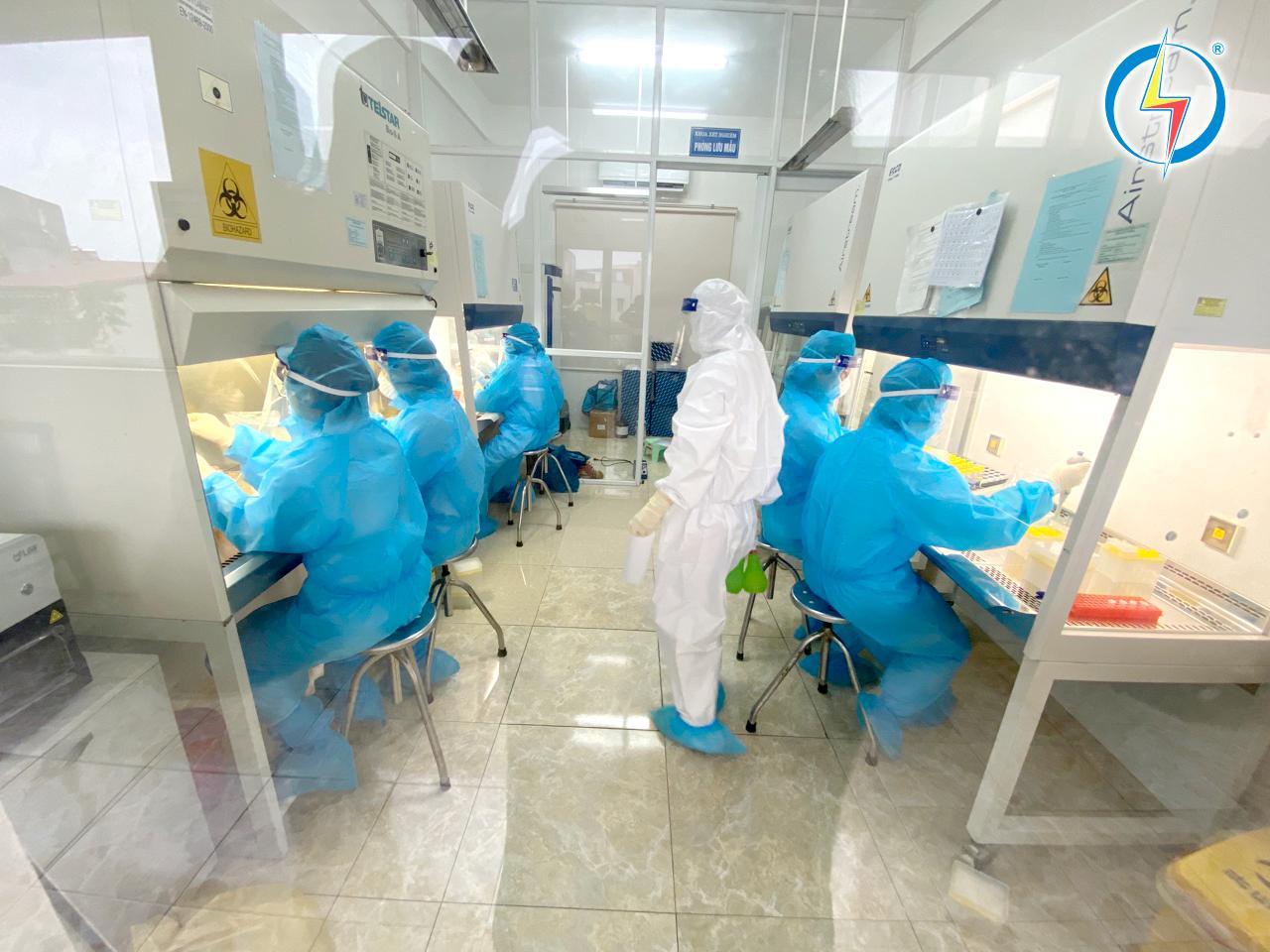 TP.HCM: 190 ca vẫn dương tính được xuất viện do nồng độ virus thấp