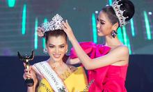 Trân Đài chiến thắng Hoa hậu Chuyển giới Việt Nam 2020