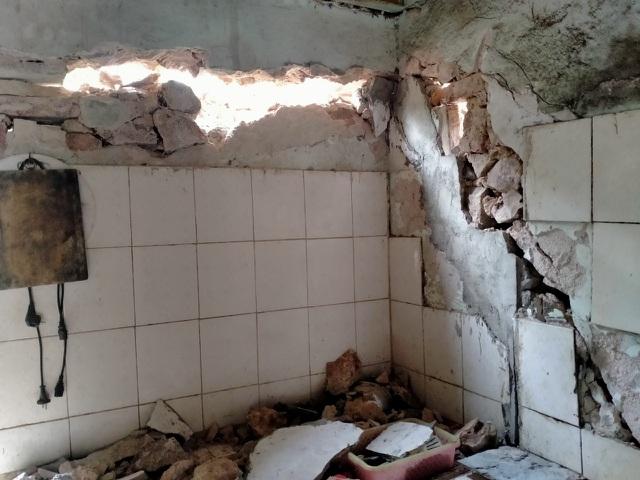 Trận động đất khiến Hà Nội rung lắc: Hàng trăm ngôi nhà nứt toác ở Sơn La
