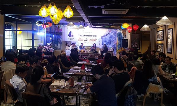 Trò chuyện cùng Ăn để nhớ tại Đà Nẵng