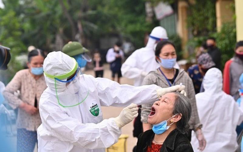 Trưa 21/7: Hà Nội phát hiện thêm 14 ca mắc mới COVID-19
