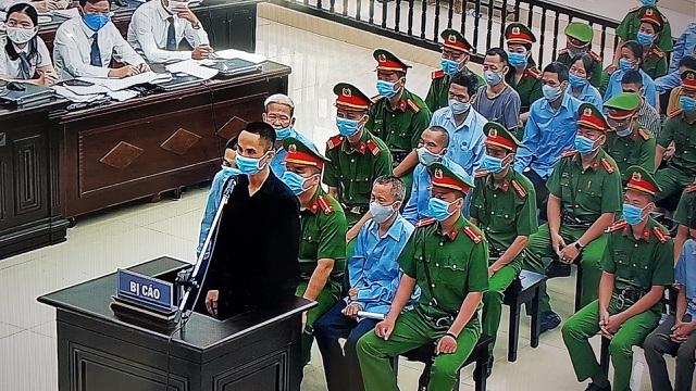"""Xét xử vụ án """"Giết người"""" và """"Chống người thi hành công vụ"""" tại xã Đồng Tâm"""