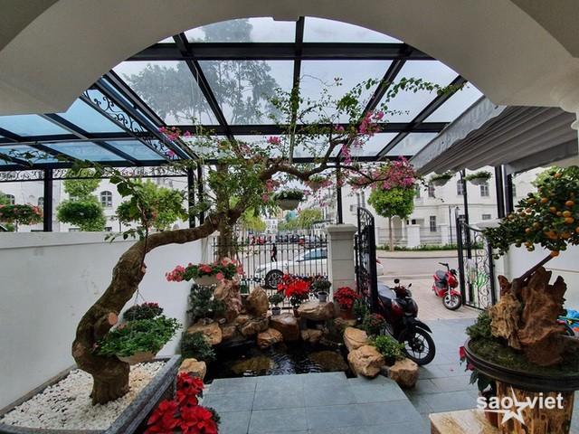 Sao Việt trang hoàng biệt thự, căn hộ rực rỡ đón Tết Canh Tý - 1