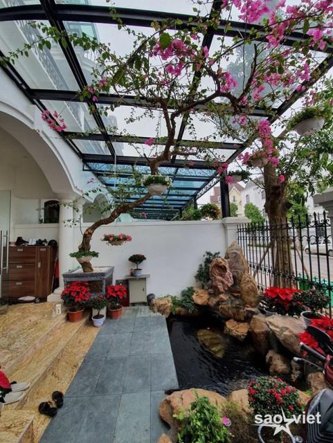 Sao Việt trang hoàng biệt thự, căn hộ rực rỡ đón Tết Canh Tý - 2