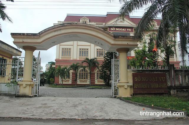 Sở Ngoại vụ tỉnh Quảng Trị - nơi ông Thiện đang công tác