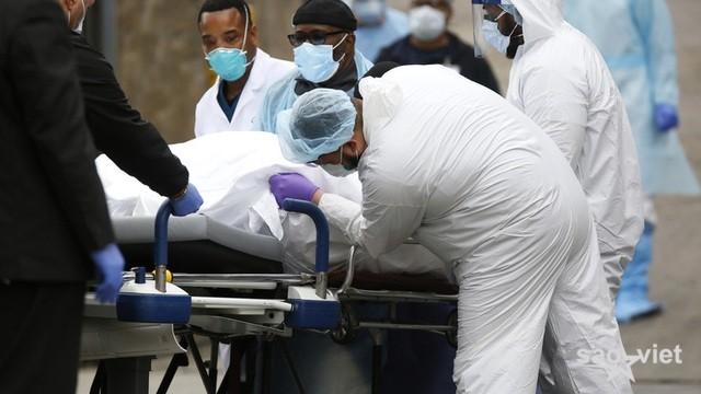 Ngày chết chóc nhất châu Âu, số ca tử vong Covid-19 toàn cầu vượt 40.000 - 1
