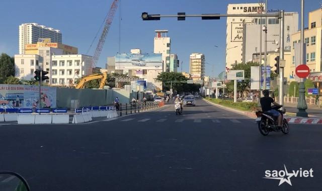 Hình ảnh Đà Nẵng khi tái lập biện pháp giãn cách xã hội  - 2