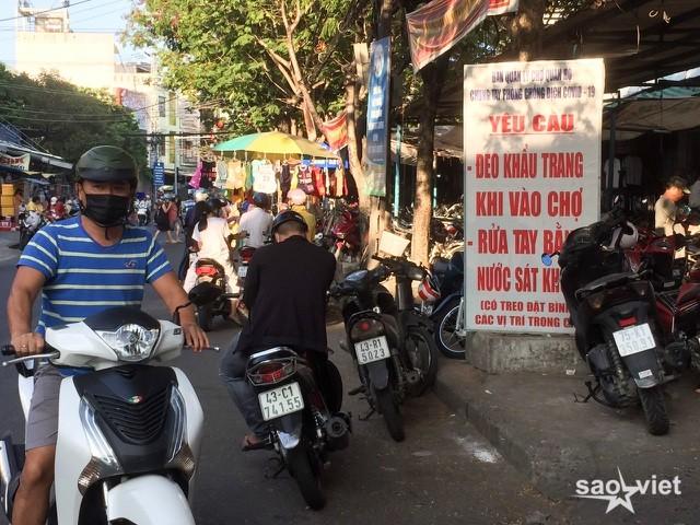 Hình ảnh Đà Nẵng khi tái lập biện pháp giãn cách xã hội  - 6