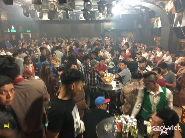 TPHCM tạm ngưng hoạt động quán bar, vũ trường - 1