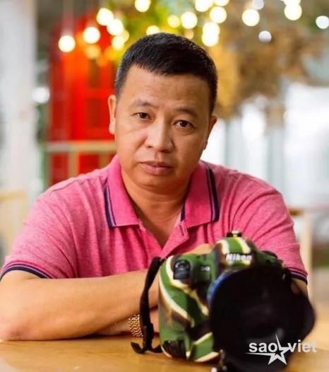 Nghệ sĩ nhiếp ảnh Lữ Đắc Long