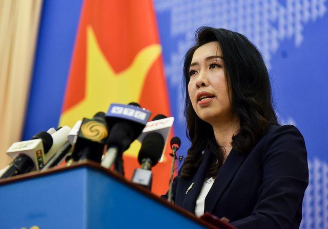Bộ Ngoại giao nói về thông tin khởi kiện Trung Quốc ra tòa án quốc tế - 1