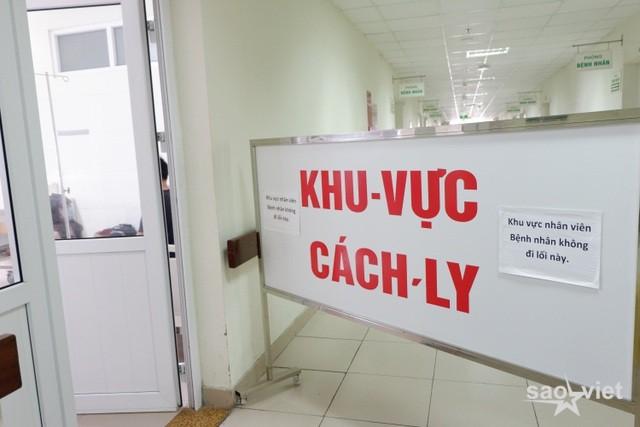 Ca dương tính SARS-CoV-2 mới ở Hà Nội tự cách ly từ sớm, không ghi nhận F1 - 1