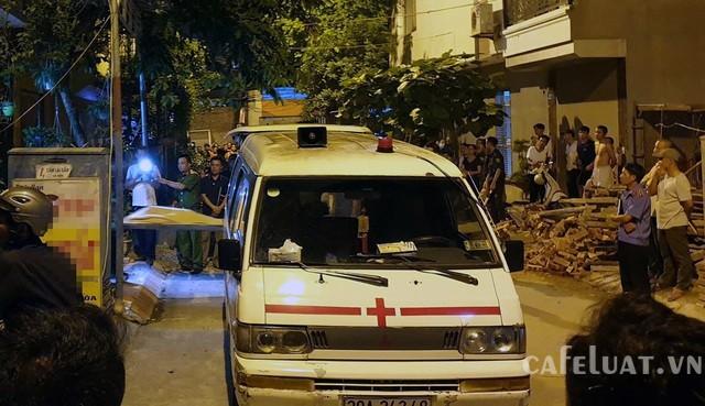 Hà Nội: Nghi án chồng dùng dao sát hại vợ tại nhà - 2
