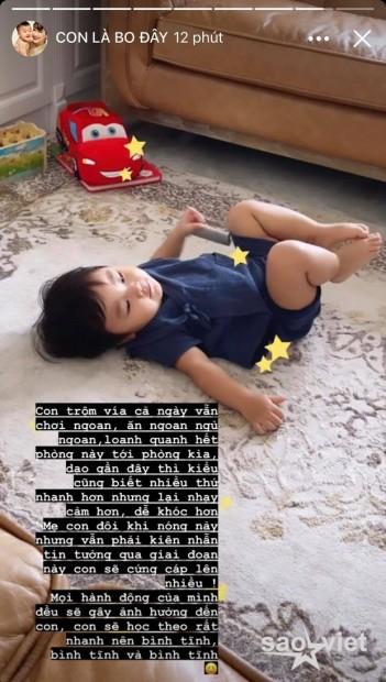 Hoà Minzy không nhận quảng cáo và lý do đặc biệt giúp nhóc tỳ thành ngôi sao MXH, đạt 1 triệu follow chỉ trong 2 tháng - Ảnh 4.