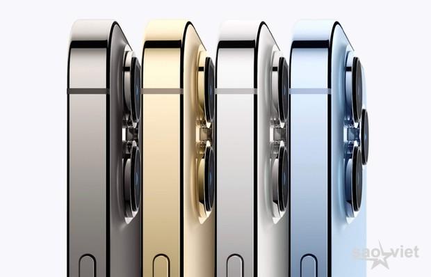 Tất tần tật về 4 mẫu iPhone 13 vừa ra mắt - Ảnh 8.