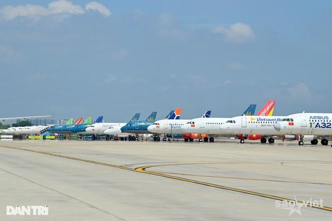 Công bố thông tin các chuyến bay đi/đến Hà Nội và TPHCM từ ngày 10/10 - 1