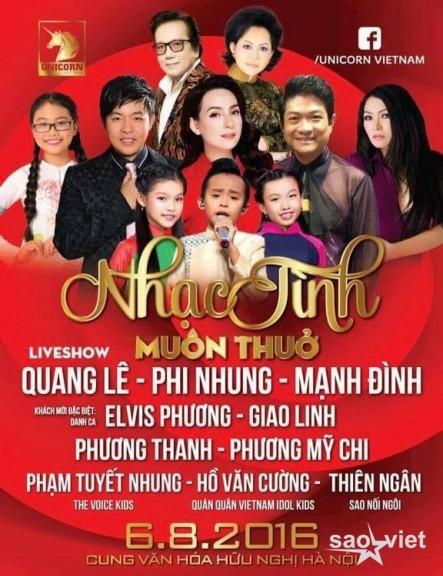 Show diễn đầu tiên của Hồ Văn Cường tại Hà Nội