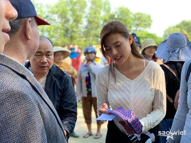 Thuý Diễm chính thức lên tiếng sau khi bị CEO Đại Nam gọi tên vào drama sao kê tiền từ thiện miền Trung! - Ảnh 5.